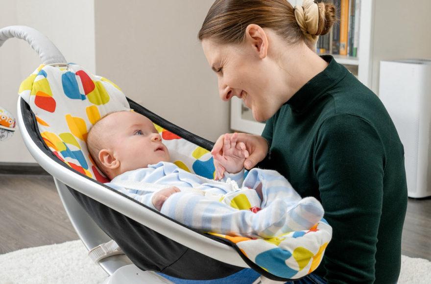 Le meilleur transat pour bébé