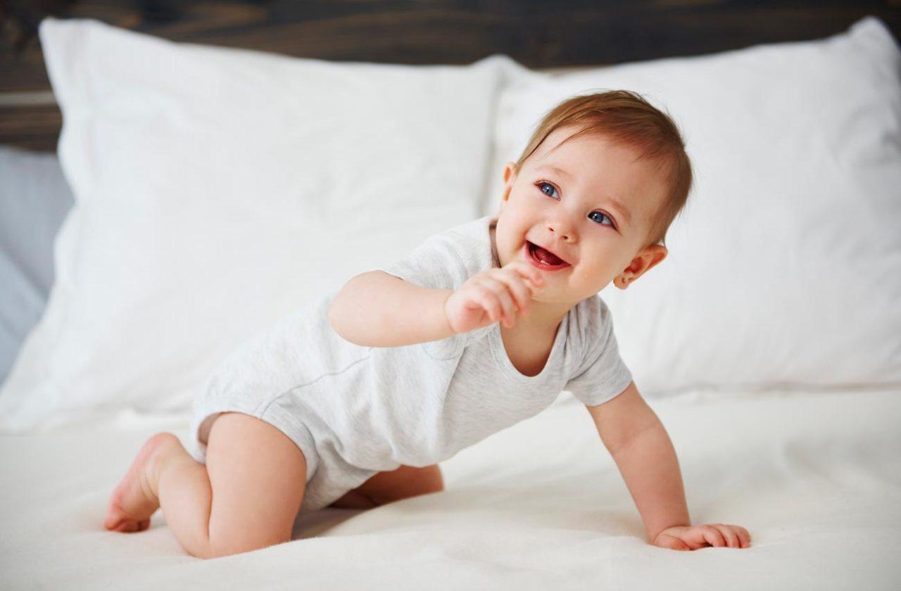 acheter un tapis de motricité bébé montessori